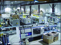 Manufacturing Facility Interior